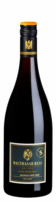 Von Unserm Rheingau Pinot Noir -S-
